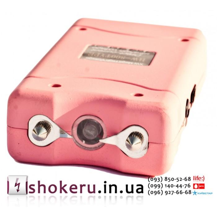 Шокер TW-801 mini /Оса мини (Pink)