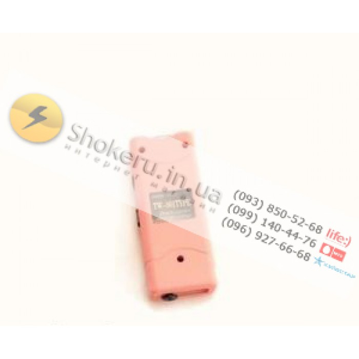 Электрошокер TW-801 mini /Оса мини (Pink)